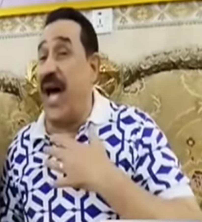 الشاعر العراقي عادل محسن