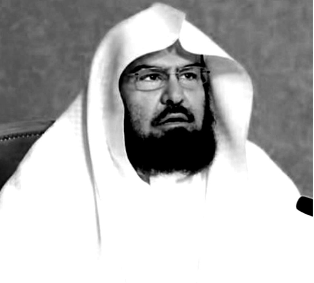 وفاة عبد الرحمن السديس