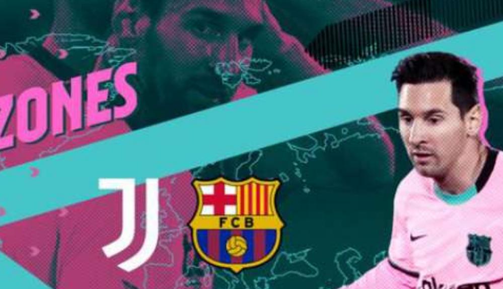القنوات المفتوحة الناقلة لمباراة برشلونة ويوفنتوس اليوم علي نايل سات