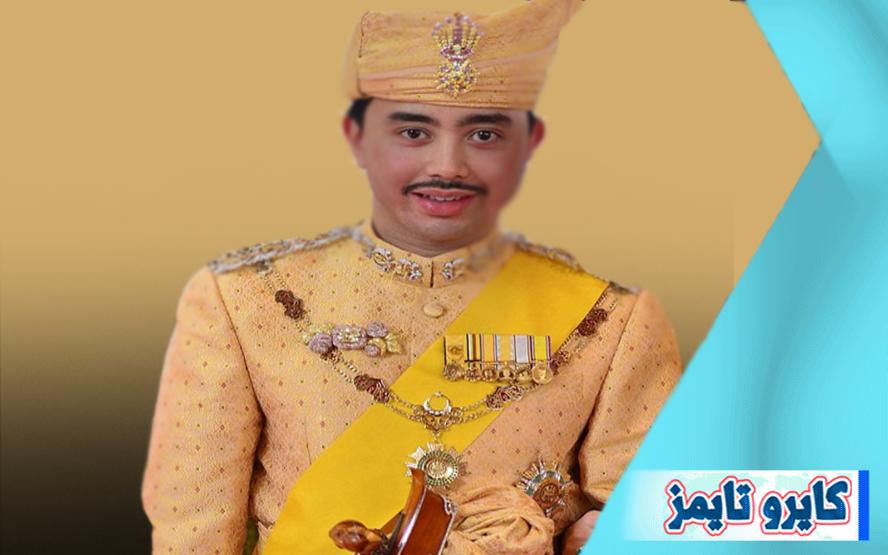 وفاة ابن سلطان بروناي