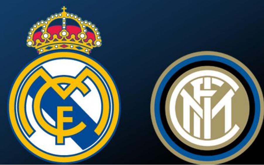 القنوات الناقلة لمباراة ريال مدريد وانتر ميلان اليوم المفتوحة علي نايل سات