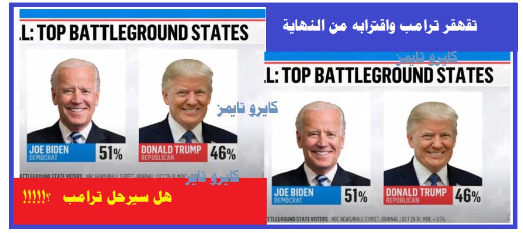موعد اعلان نتائج الانتخابات الرئاسية الأمريكية 2020