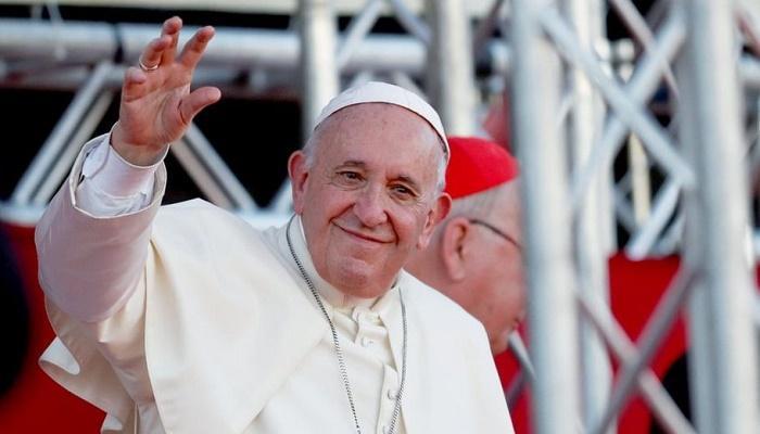 كم عمر البابا فرانسيس