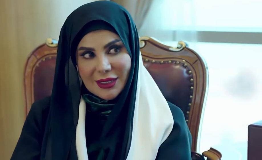 رابط مسلسل امينه حاف الحلقة 16
