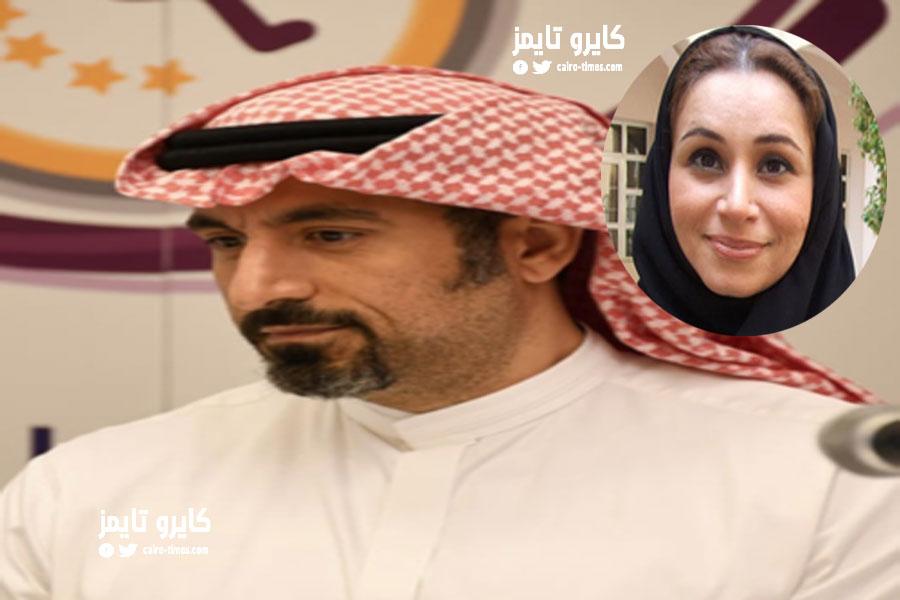 رولا دشيشة زوجة أحمد الشقيري وزوجته واولاده