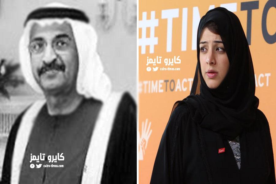 من هو زوج ريم الهاشمي السفير سعيد محمد الشامسي ويكيبيديا