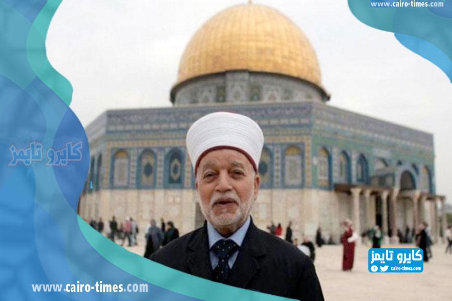 الشيخ محمد حسين مفتي فلسطين