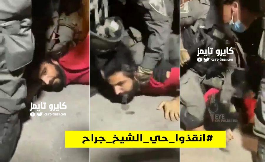 انقذوا حي الشيخ جراح عمر الخطيب