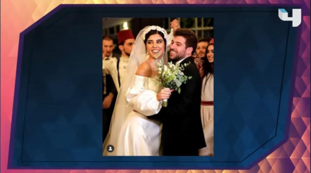 طلاق زينة مكي من زوجها نبيل خوري