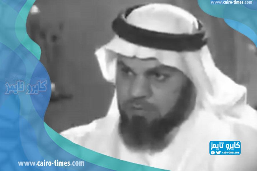وفاة الشيخ علي الحساوي في ذمة الله