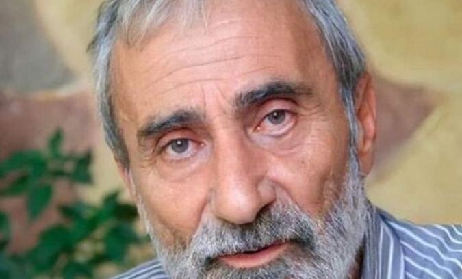 الممثل حسام الصباح