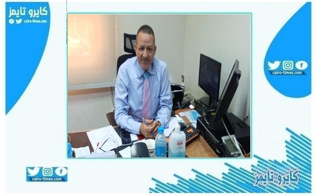 مدير عاب بنك الاسكندرية فرع مغاغة محمد رشاد شكر