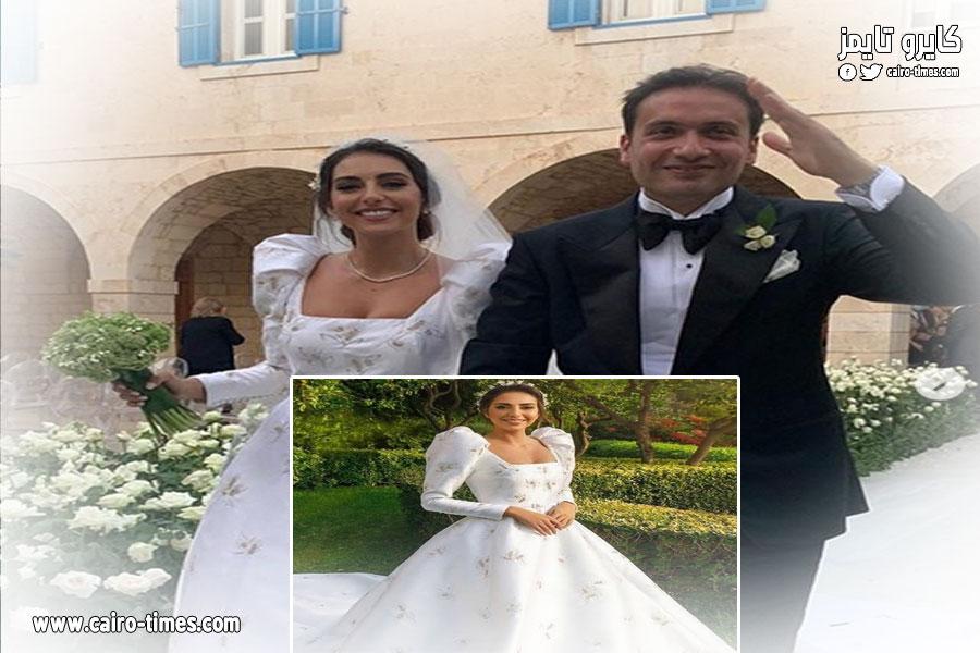 زوج فاليري أبو شقرا زياد عمار
