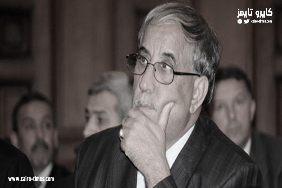 سبب وفاة محمود خوذري