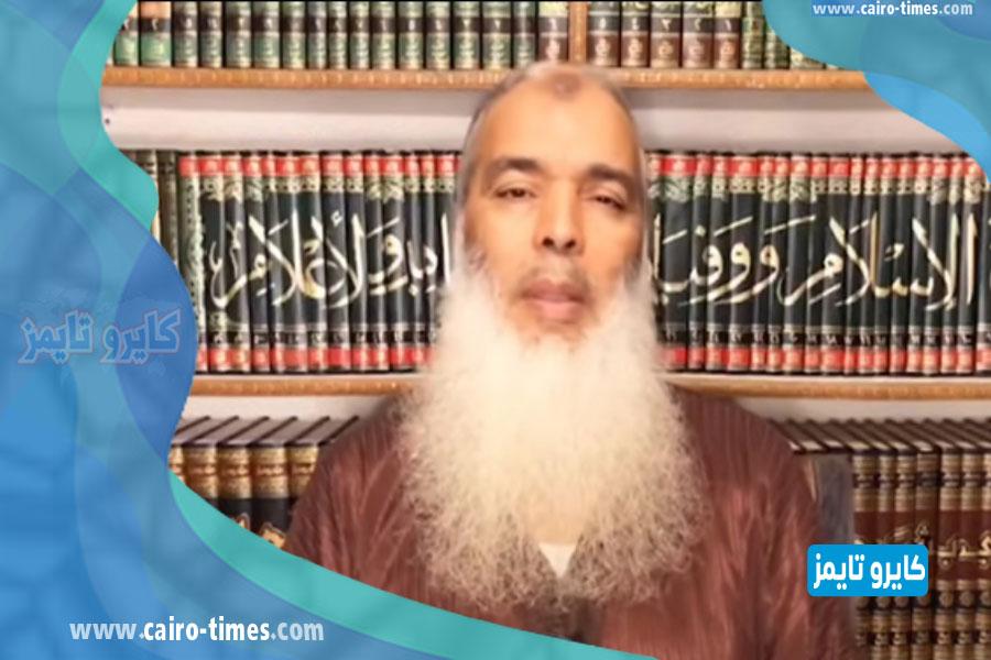 وفاة الشيخ عبد الحميد ابو النعيم في ذمة الله