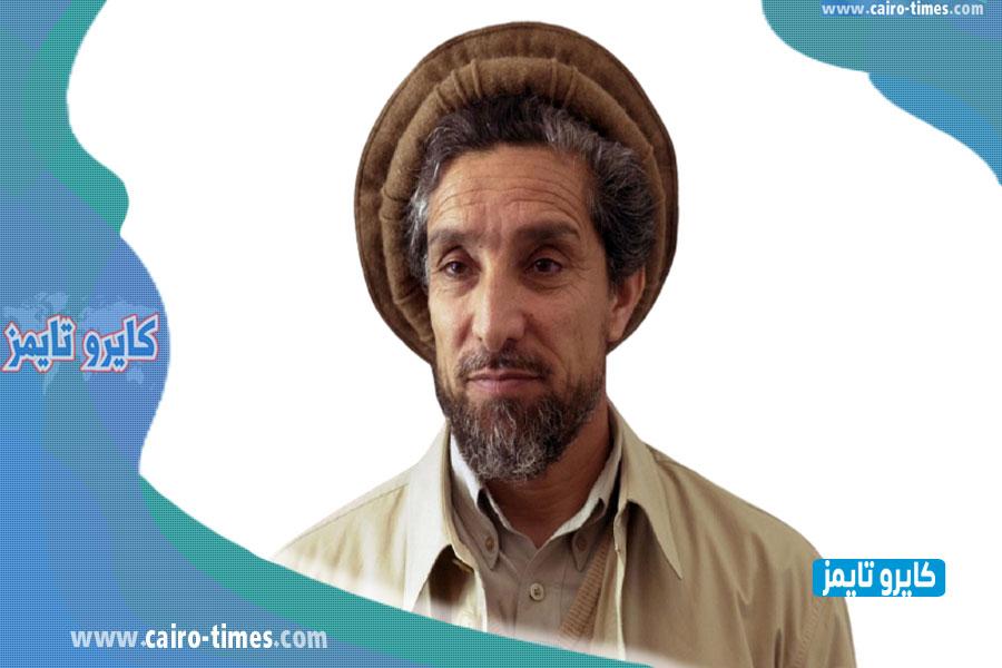 احمد شاه مسعود شيعي أو سني ويكيبيديا