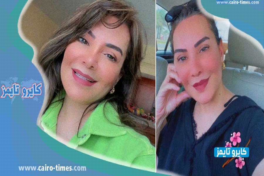 اخت الممثله هدى حسين