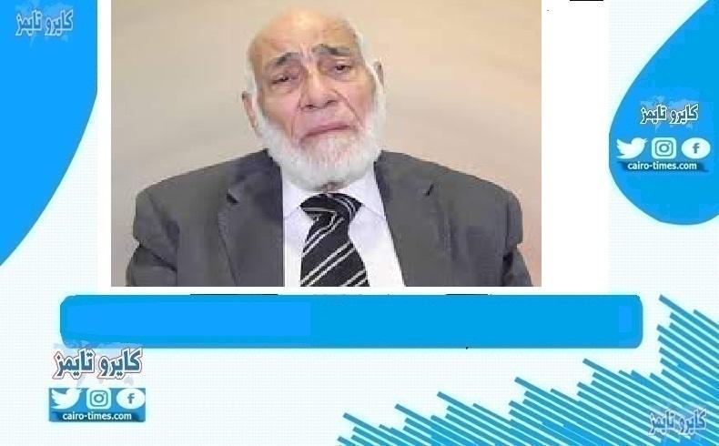 جنازة الدكتور زغلول النجار