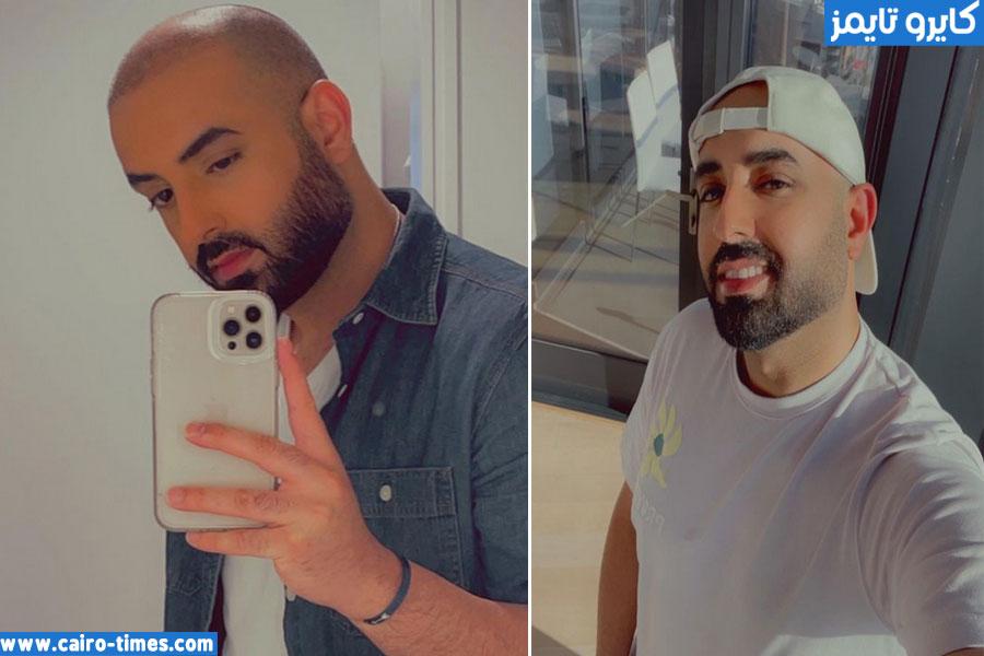 حساب زوج مودل روز سناب شات محمد الحمود انستقرام