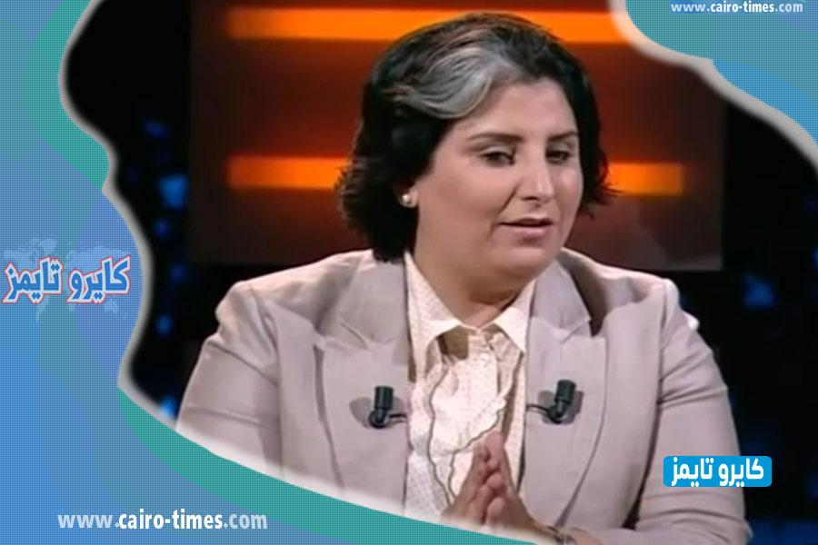 حنان رحاب ويكيبيديا Hanane Rahhab