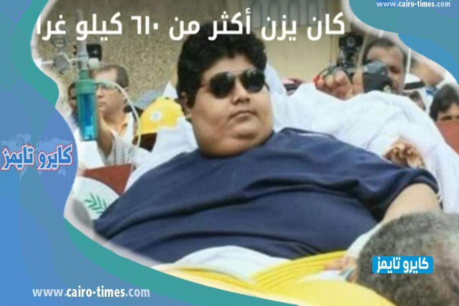 خالد الشاعري قبل وبعد العمليات