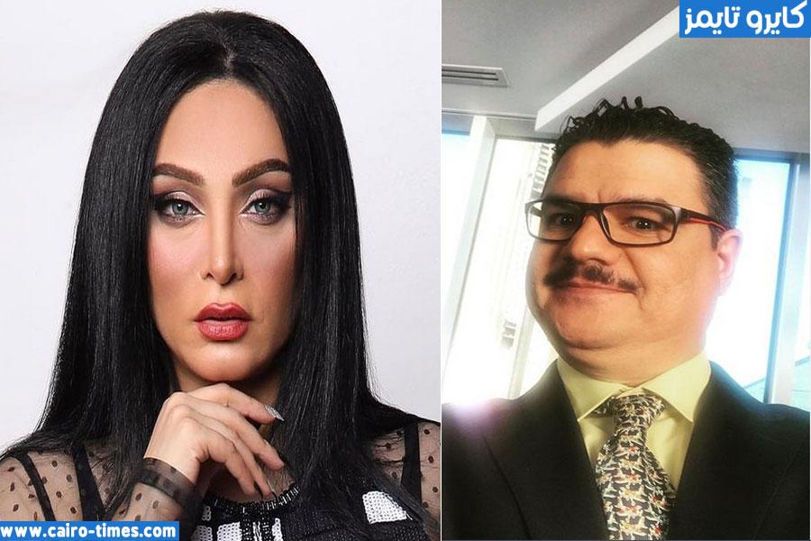 من هو خالد المفيدي زوج غادة السني
