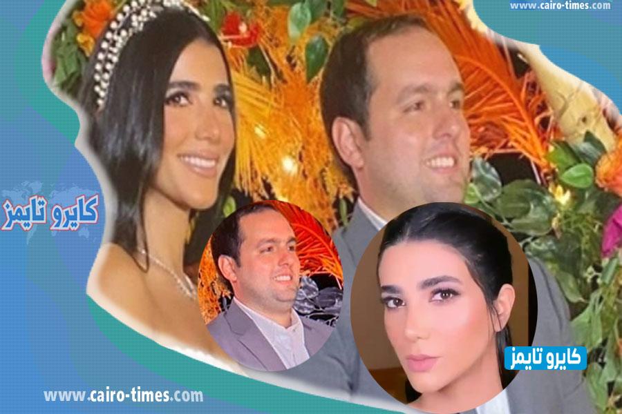 من هو طارق هيمن زوج ريم سامي