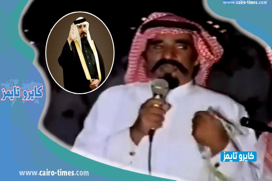 وفاة الشاعر محمد الغويد