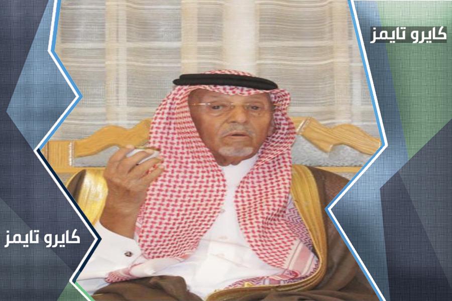سبب وفاة الشيخ ناصر بن مهنا العزه السبيعي ويكيبيديا