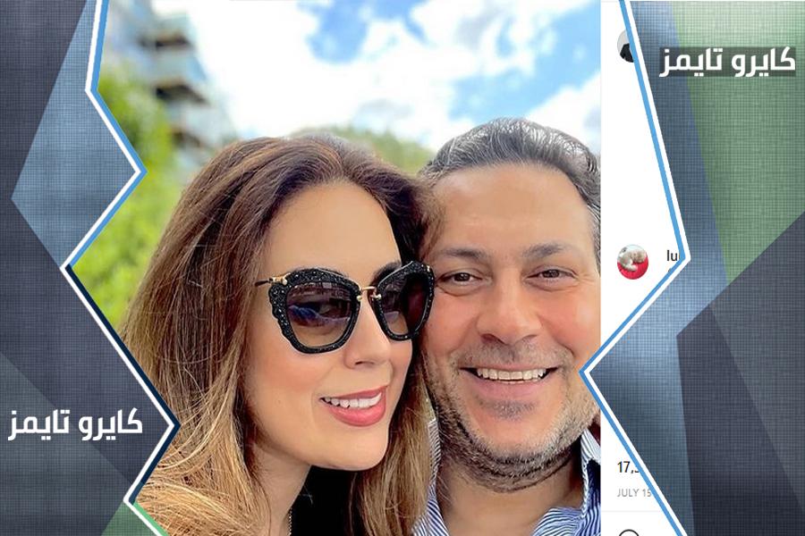 زوجة وائل شرف خلود الصوا