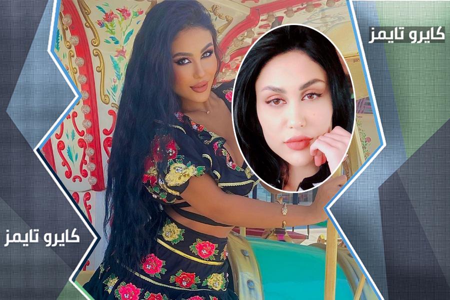 شيرين ابو العز قبل التجميل وبدون مكياج