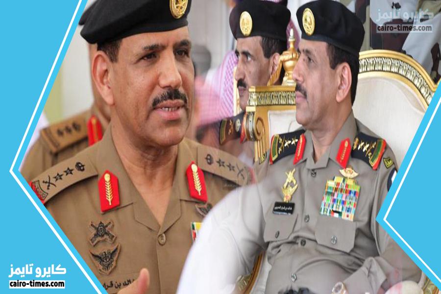 وفاة خالد بن قرار الحربي