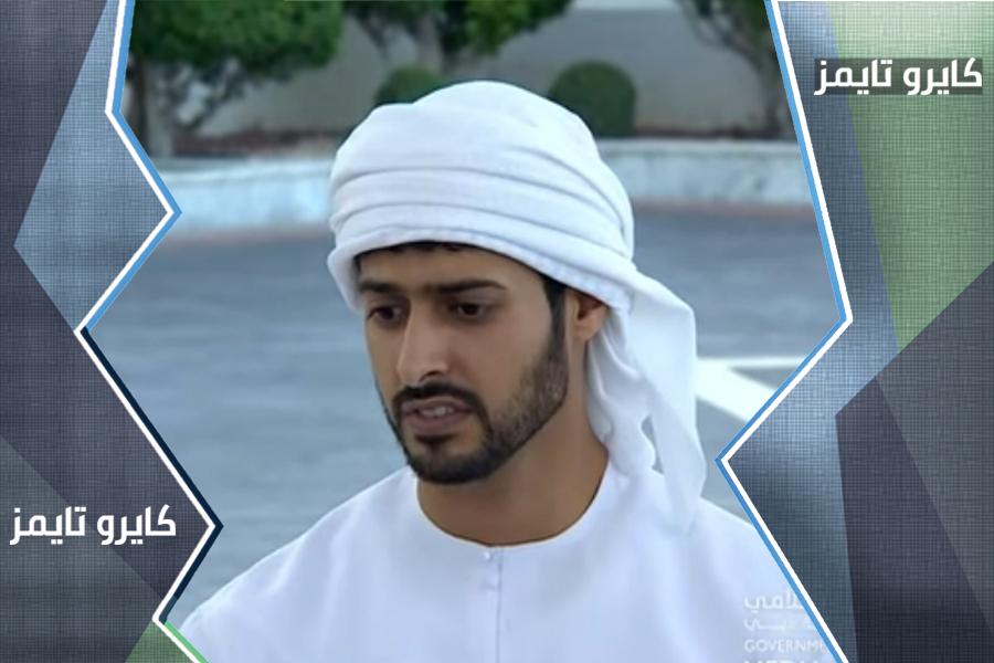 اصابة الشيخ زايد بن حمدان ماهي اصابته