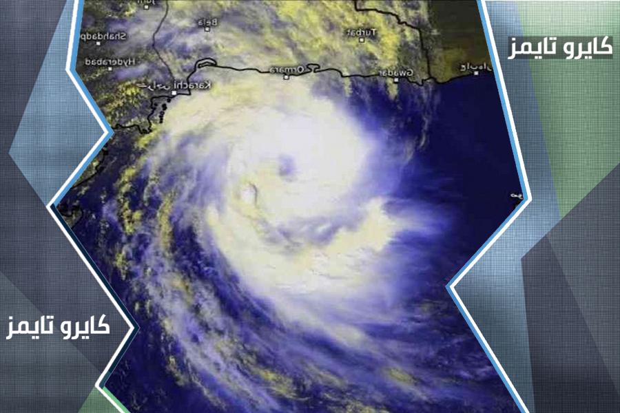 سبب تسمية اعصار شاهين بهذا الاسم