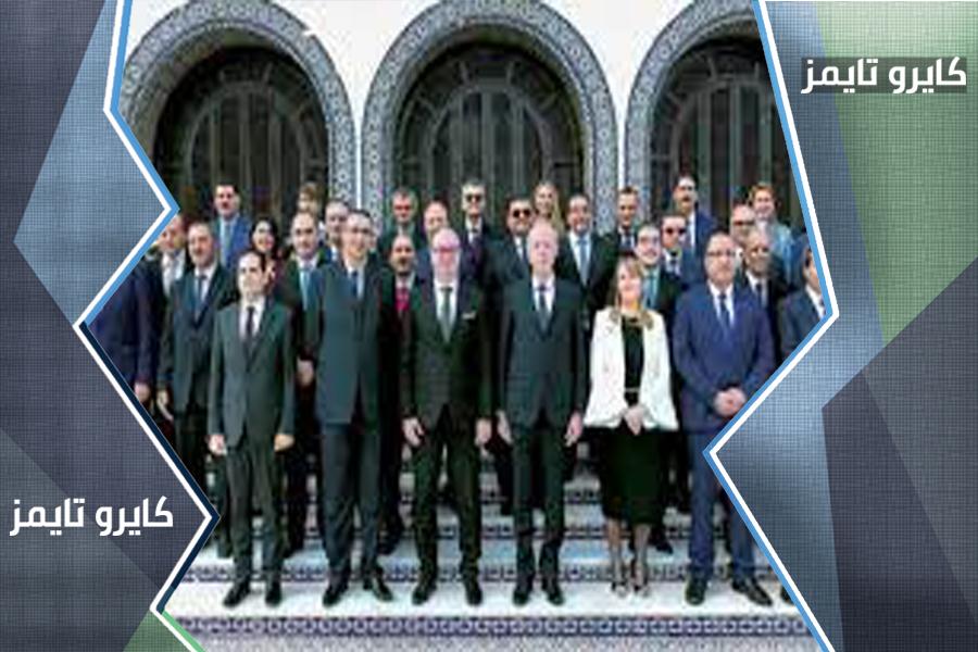 تشكيل حكومة تونسية جديدة