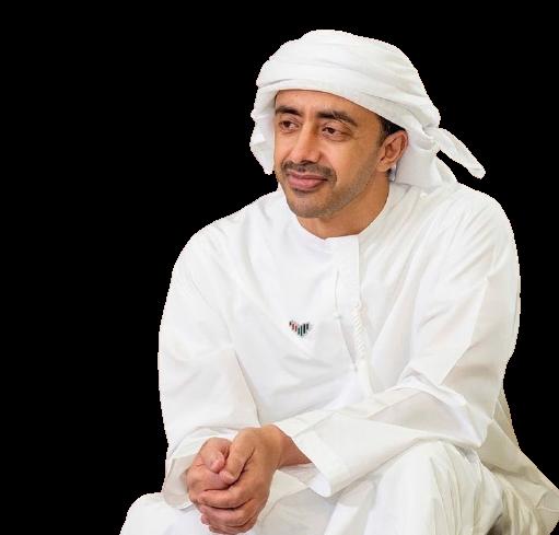 عبدالله بن زايد في أحدث ظهور